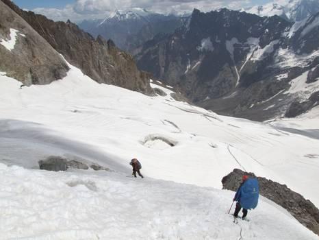 Отчет о прохождении горного туристского спортивного маршрута четвёртой категории сложности в горном районе Матча