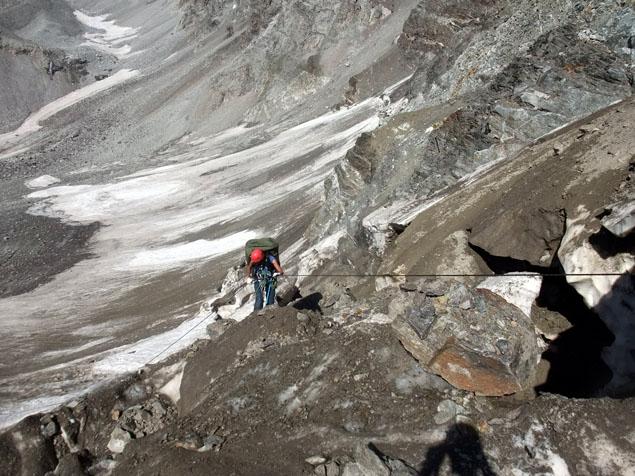 Отчет о горном походе 2 кс по Центральному Кавказу