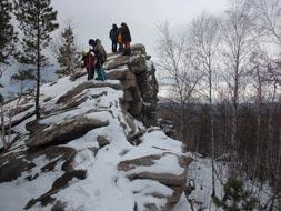 Отчет о лыжном походе по Южному Уралу